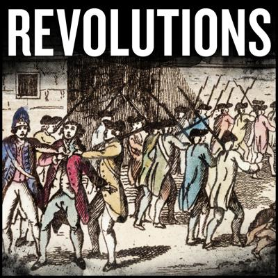A weekly podcasting exploring great political revolutions. Now:   The Russian Revolution Next: ???