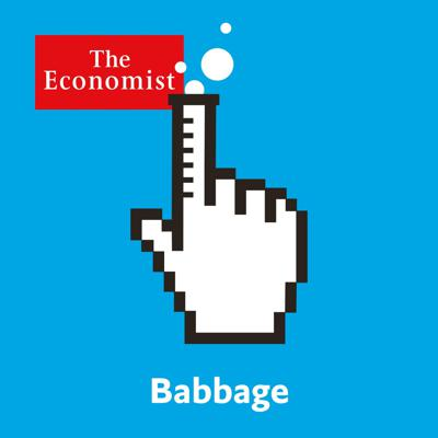 Cover art for Babbage: Fighting contagion with data