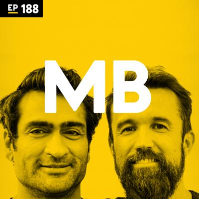 Cover art for Men's Bodies with Kumail Nanjiani & Rob McElhenney