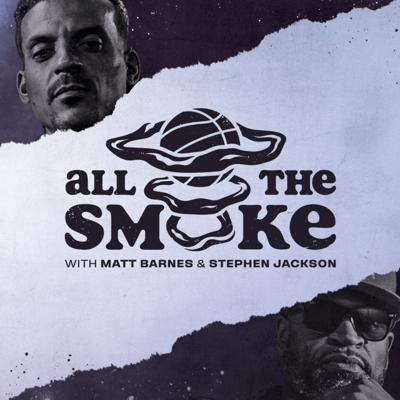 Cover art for Al Harrington | Ep 18 | ALL THE SMOKE Full Podcast | SHOWTIME Basketball