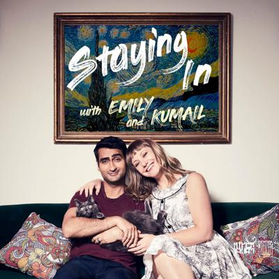 In this podcast — whose profits go to charities helping those affected by Coronavirus — Emily V. Gordon and Kumail Nanjiani are uniquely qualified to lead you through this forced quarantine situation. They are both writers who work from home. Emily was a therapist and currently is a chronically sick person (see: The Big Sick) who often has to quarantine herself, and Kumail is her main caretaker. Plus, we both just like being at home. Let us advise you on how to stay calm and avoid cabin fever. Let us give you entertainment recommendations. Let us give you constant updates on the squirrel vs. bird war happening right outside our window. Let us not talk about the C word at all. And most of all, let us take all of the proceeds from this podcast and spread it amongst charities that are helping those who are hit hardest by this quarantine.    100% of the Net Revenue* from the podcast will be donated in equal portions to the following charities to support their efforts to assist those affected by the COVID-19 pandemic:  https://www.restaurantworkerscf.org/ https://disasterphilanthropy.org/ https://www.feedingamerica.org/  *